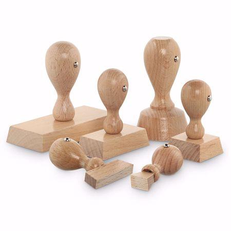 Bild für Kategorie Holzstempel