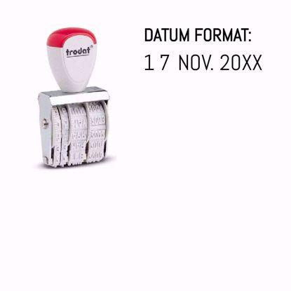 Bild von Trodat 1000 - Hand-Datumstempel